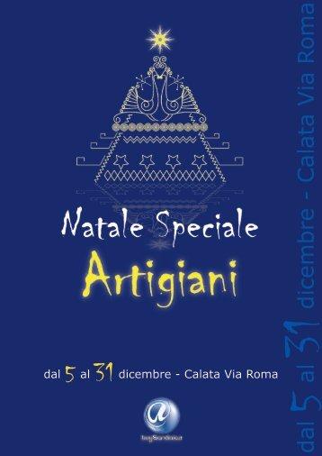dal 5al 31dicembre - Calata Via Roma