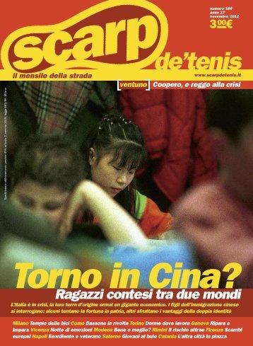 scarp de' tenis Il mensile della strada - Caritas Torino