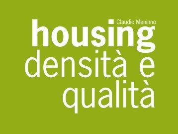 Housing, densità e qualità - Di Dato & Meninno
