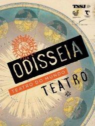 Programa Odisseia - Teatro Nacional São João no Porto