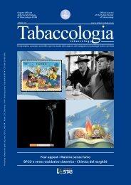 Scarica n. 3/2005 - Società Italiana di Tabaccologia