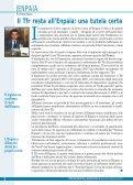 PREVIDENZA AGRICOLA - Fondazione ENPAIA - Page 4