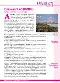 PREVIDENZA AGRICOLA - Fondazione ENPAIA - Page 5
