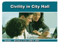 The Risk Control Impact of Workplace Incivility - Association of ...