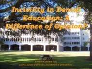 Incivility in Education: A Difference of Opinion?
