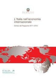L'Italia nell'economia internazionale - Istat.it