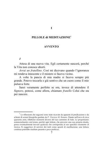 Libretto Messa Matrimonio Rito Romano : Beato vincenzo romano la santa messa vesuvioweb