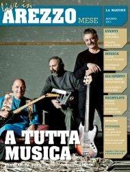 Live In Arezzo Mese, agosto 2011 - Etaoin