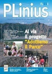 Scarica il n. 11 (pdf) - Parco nazionale del Vesuvio