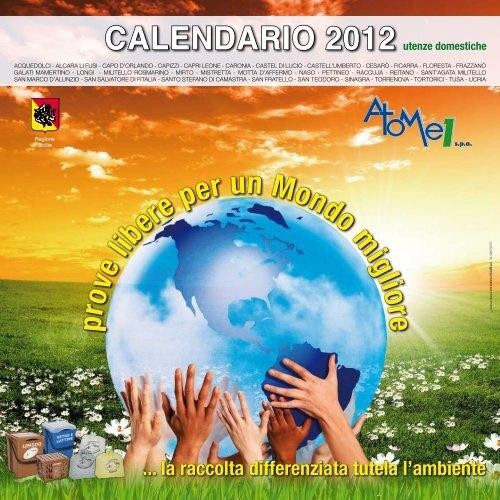 Calendario Rifiuti Santagata Di Militello.Utenze Domestiche 2012 Pdf Comune Di Sant Agata Di Militello