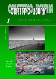 N°1 Marzo 2010 - Circuito ponente ligure