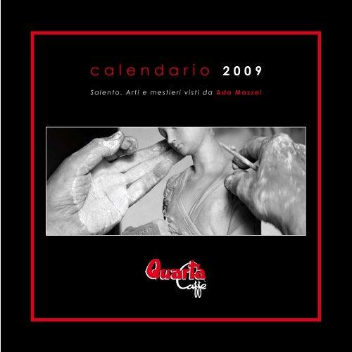 calendario 2009 - Quarta Caffè