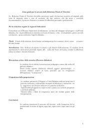 Relazione Finale studente.pdf - Scienze della Formazione