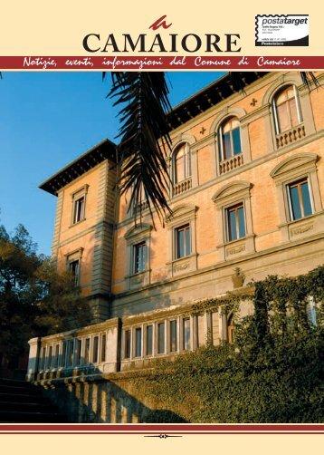 AUT. DCO/DM/SP 0091/2003 17 01 2003 - Comune di Camaiore