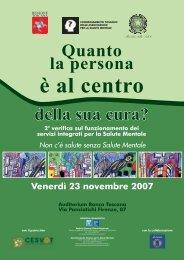 Scarica il pdf degli atti del convegno - Coordinamento Toscano delle ...