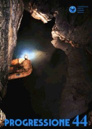 2 - Commissione Grotte Eugenio Boegan