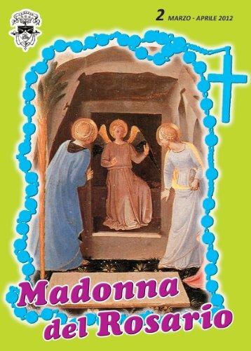rosario - Provincia San Domenico in Italia