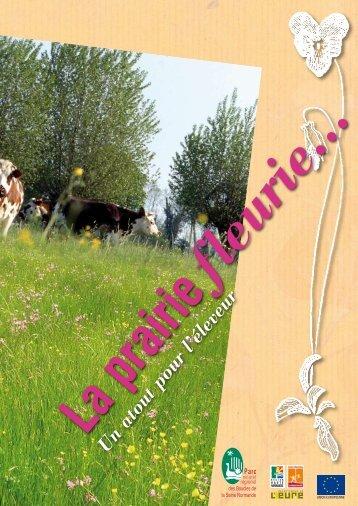 La prairie fleurie... un atout pour l'éleveur - Parc naturel régional des ...