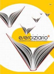 GRAMMATICA/ESERCIZI/TEST/GLOSSARIO