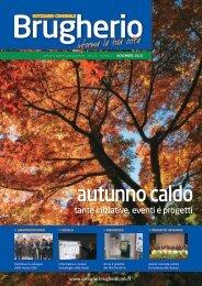 autunno caldo - Comune di Brugherio