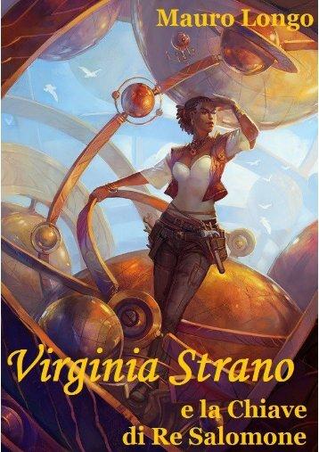 Virginia Strano e la Chiave di Re Salomone - Caponata Meccanica