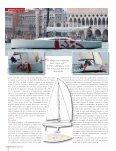 prove di VANNI GALGANI Nonostante gli interni ... - Arya Yachts - Page 3