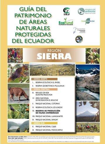 20-Reserva Faunística Chimborazo - Ministerio del Ambiente