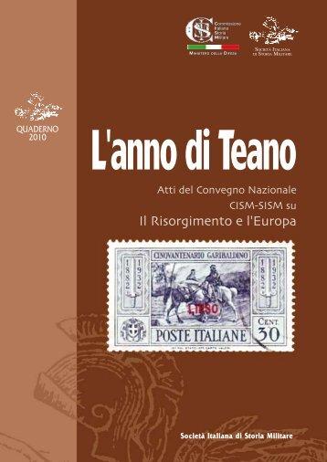 Il Risorgimento e l'Europa - Societa italiana di storia militare