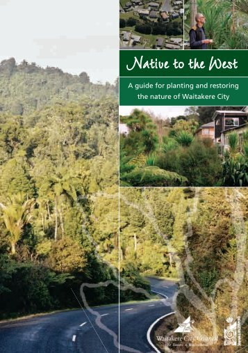 Native to the West - guide for planting and restoring the ... - AboutIT