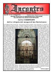 maggio edizione speciale - Ravello e le sue chiese