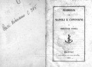vai alla risorsa digitale - Biblioteca Nazionale di Napoli