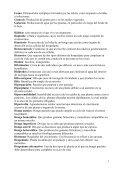 FITOPATOLOGIA GLOSARIO Acérvula: Cuerpo fructífero asexual ... - Page 5