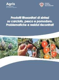 Prodotti fitosanitari di sintesi su carciofo, pesco e - Sardegna ...