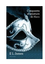 Cinquanta Sfumature Di Nero – E. L. James