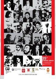 il programma della 25esima edizione 2009 - Archivio Diaristico ...