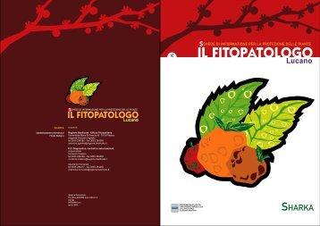IL FITOPATOLOGO - Regione Basilicata