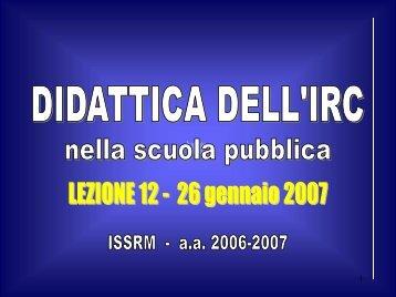 Valutazione degli allievi? - Chiesa di Milano