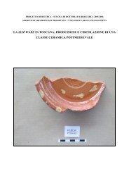 Scarica in formato PDF - Portale di Archeologia Medievale ...