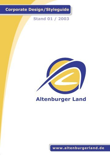 CI Farben - Altenburger Land