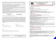 Eradicazione Endometriosi - Ospedale Sacro Cuore Don Calabria