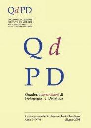 qdpd n 1.pdf - Collegio San Giuseppe - Istituto De Merode