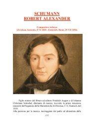 169 - Schumann Robert Alexander - Magia dell'Opera