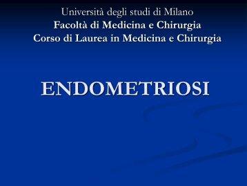 ENDOMETRIOSI – Diagnosi