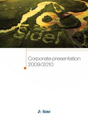 Corporate presentation 2009/2010 - Tetra Laval