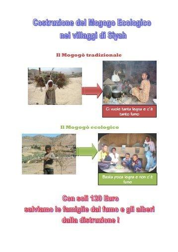 Progetto Mogogò per la valle di Siyah - Amici dei missionari