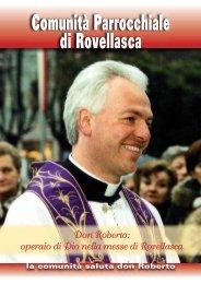 Speciale don Roberto - Parrocchia dei Santi Pietro e Paolo di ...