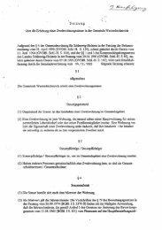 'Satzung über die Erhebung einer Zweitwohnungssteuer in der ...