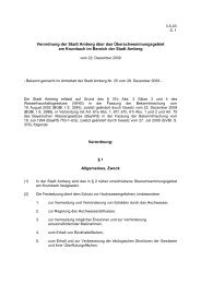 3-5-03 Verordnung der Stadt Amberg über