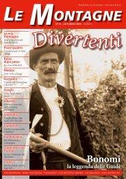 n. 10 - Autunno 2009 - Le montagne divertenti