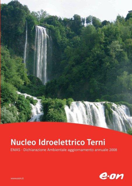 Scarica la Dichiarazione Ambientale 2008 (PDF, 4.33 MB) - E.On
